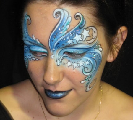 Face Painting Renette stareyes