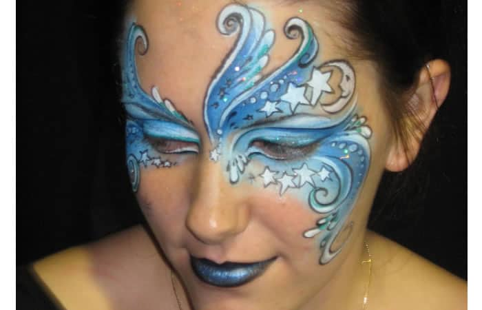 face paint examples atg 7 artistic talent group