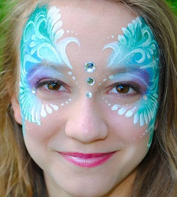 Face Painting sample 6sm