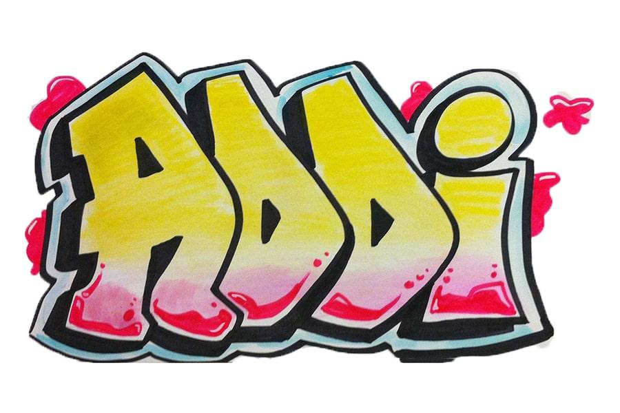Легкие рисунки карандашом граффити имена лодки, которых
