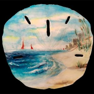 SandDollars_Watercolor_2