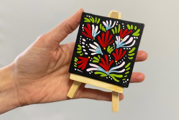 Miniature Canvas