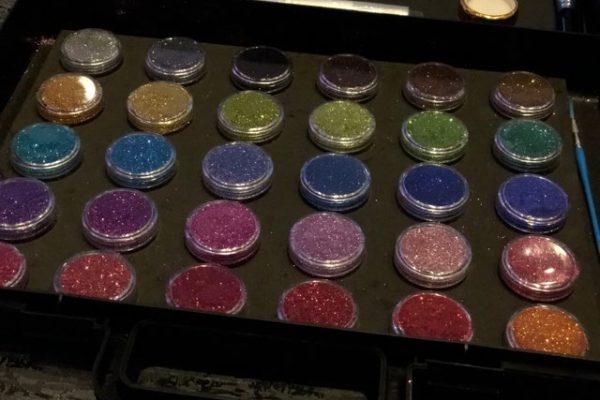 Glitter Tattoo Colors