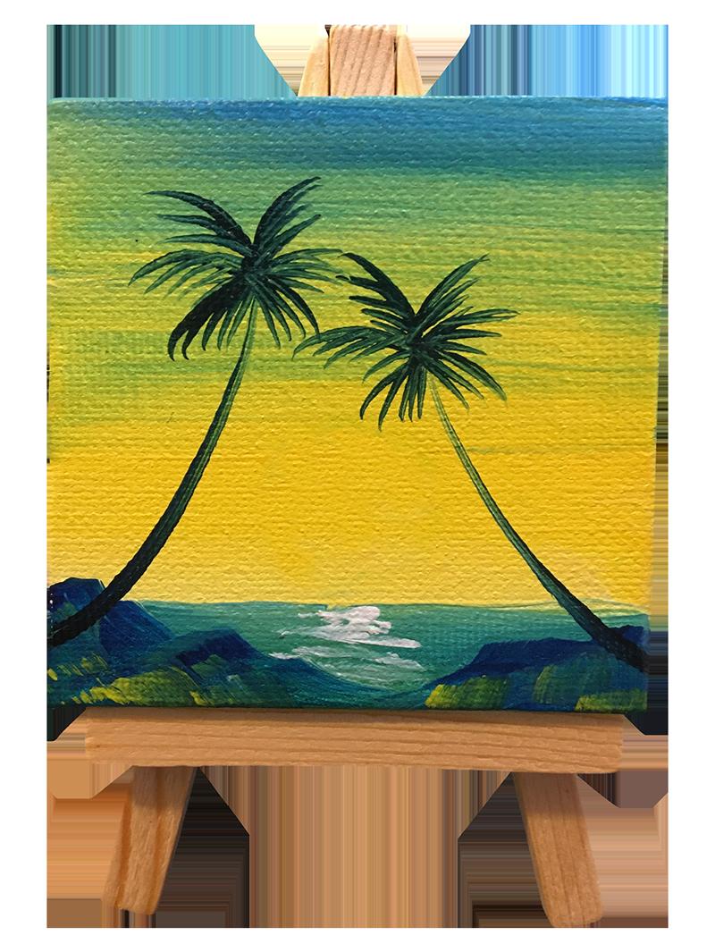 Miniature Canvas