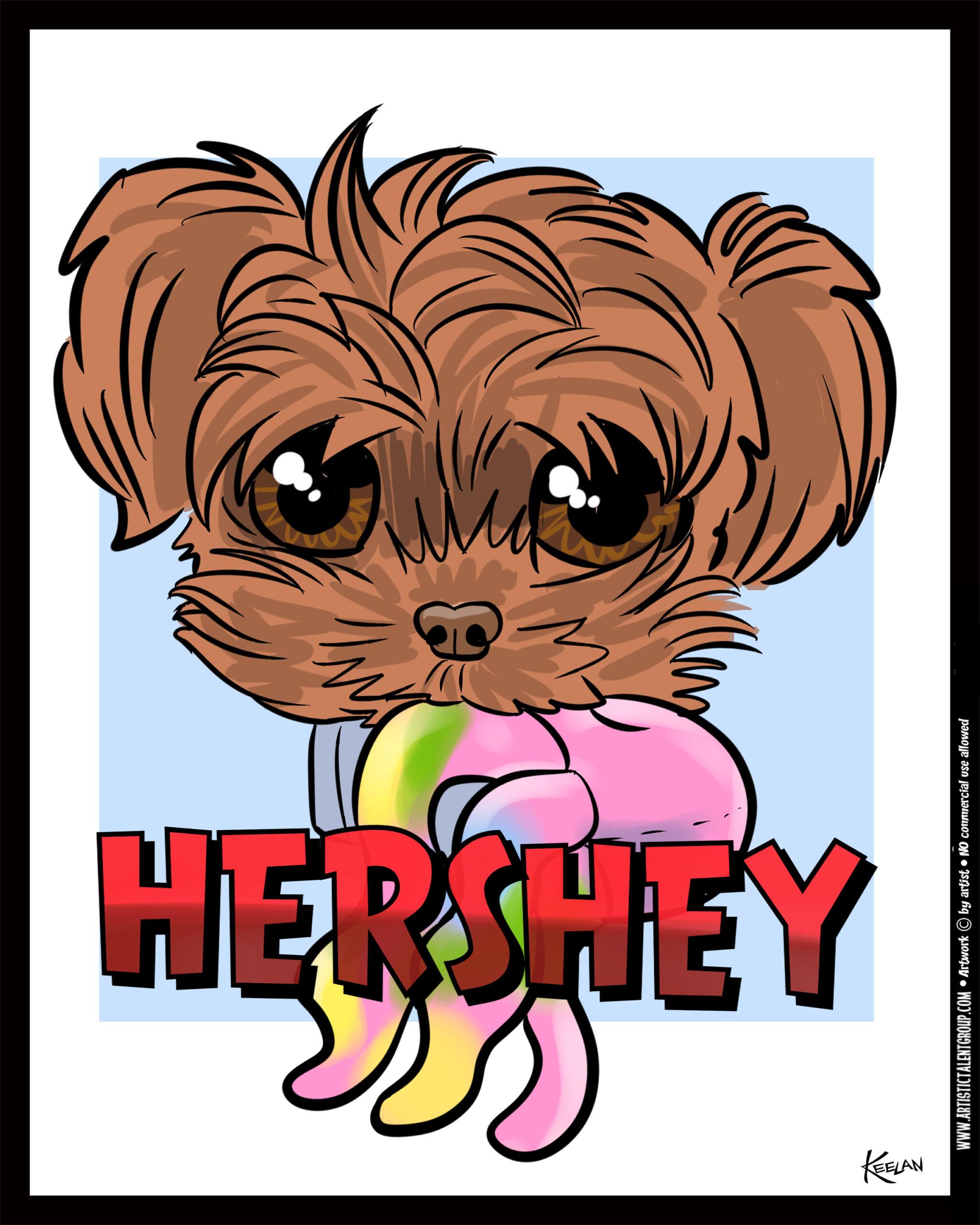 HERSHEY DRAW