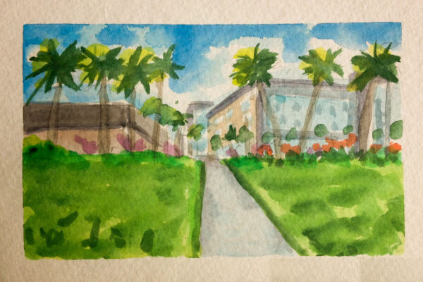 watercolor hospital3